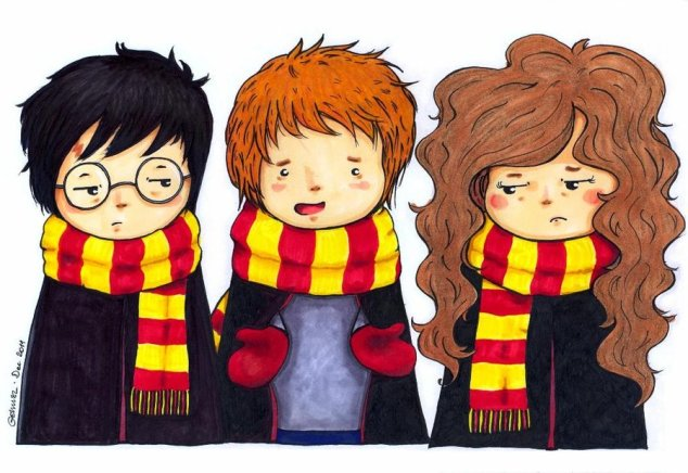harry__ron_and_hermione_by_gohush-d4jvyni