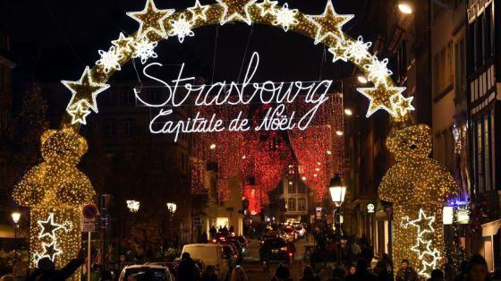 strasbourg capitale de noel