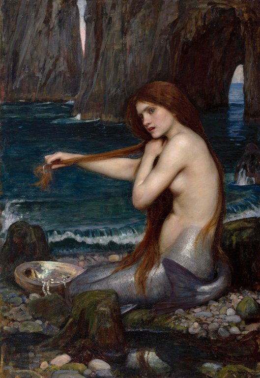 John_William_Waterhouse_-_Mermaid