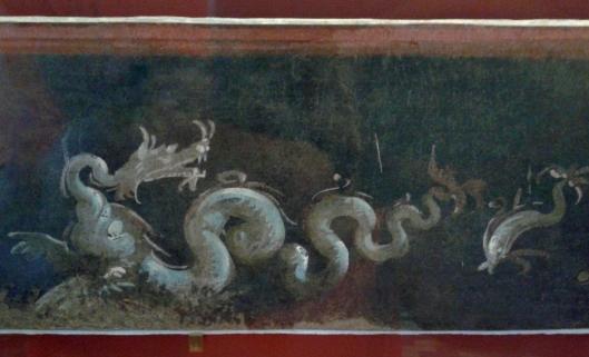 afresco pompeia museu nacional 3