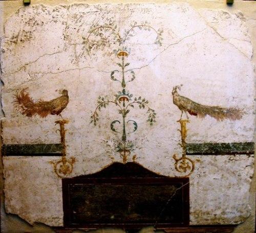 afresco pompeia museu nacional 4